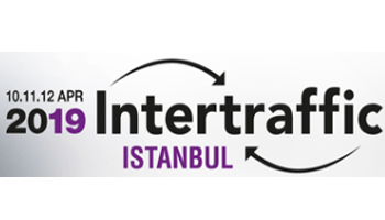 Intertraffic Istanbul 2019 Booth NO 9F110