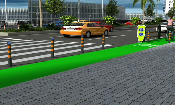Bicyle Lane-2