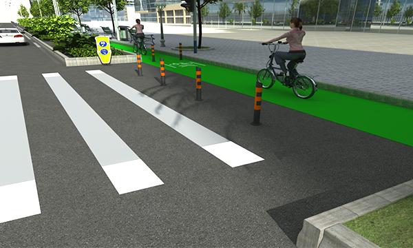 Bicyle Lane-3