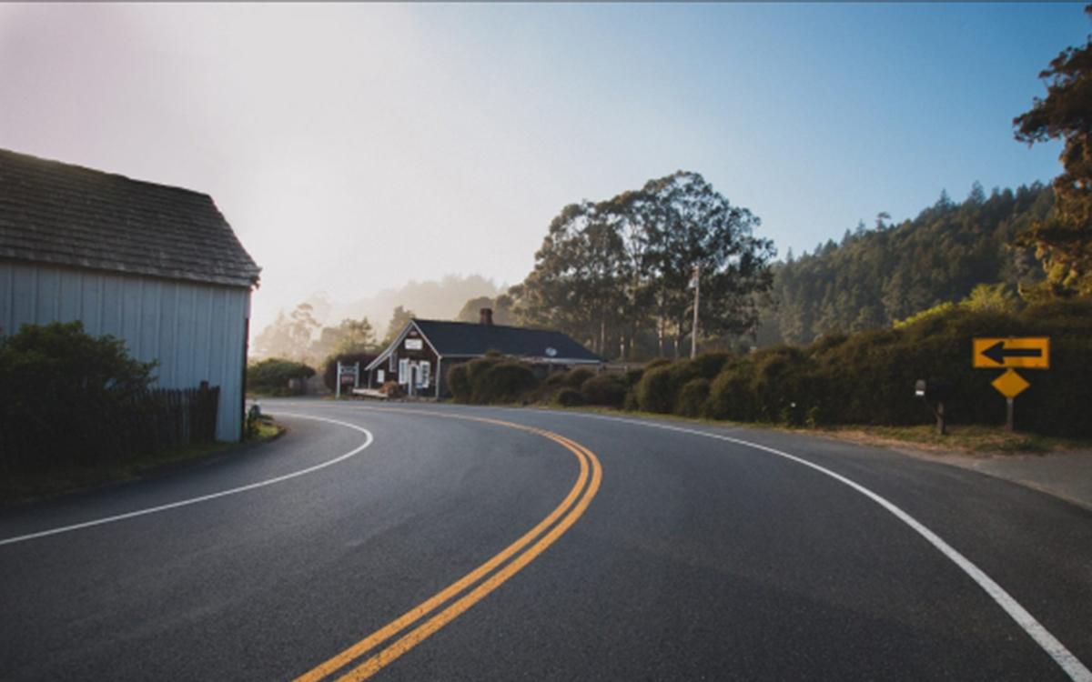 Curve Road -1