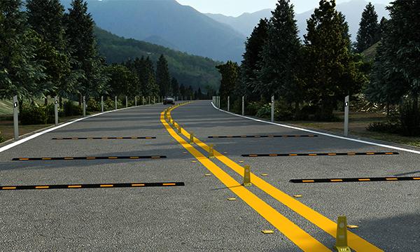 Curve Road -2