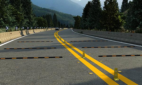 Curve Road -3