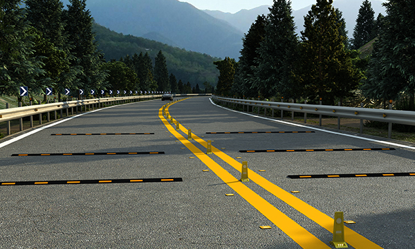 Curve Road -4