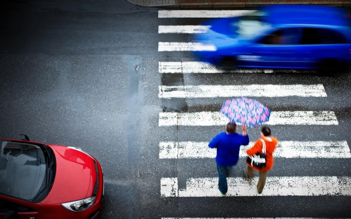 Pedestrian Cross-1