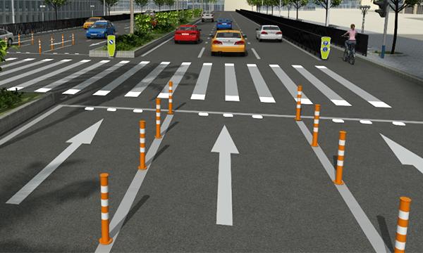 Pedestrian Cross-2