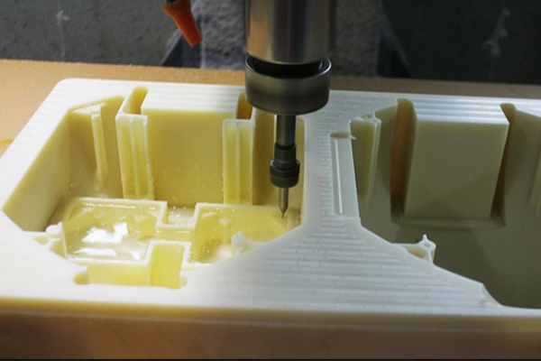 Prototyping by CNC