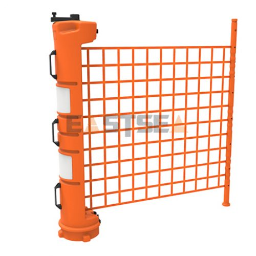 Roll Up Mesh System