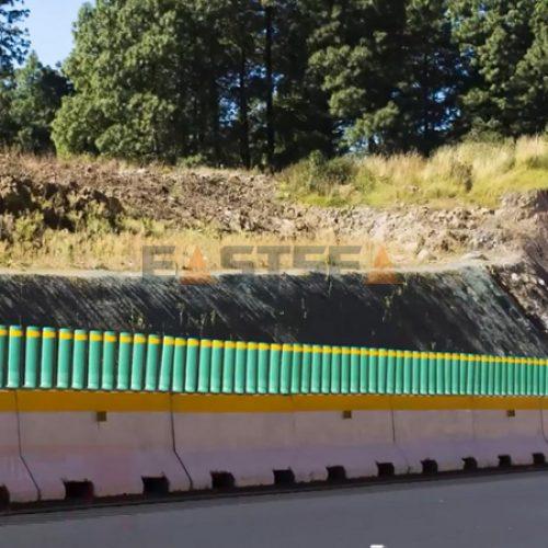 Concrete Barrier Anti-Glare Panel